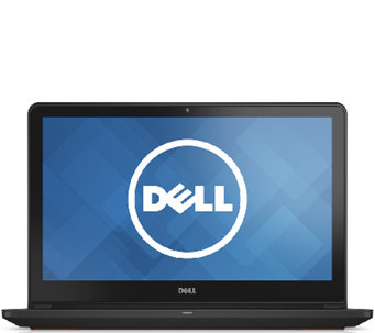 "Dell 15"" Inspiron Laptop - Core i7, 8GB RAM, 1TB HDD - E285668"