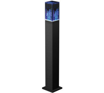 SuperSonic Bluetooth Water Dancing Tower Speaker - E286568