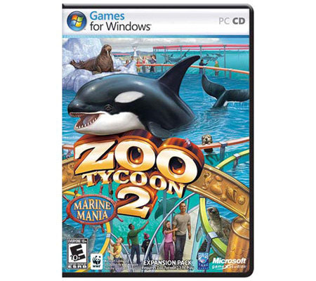 Zoo Tycoon 2: Marine Mania Expansion Pack - Windows