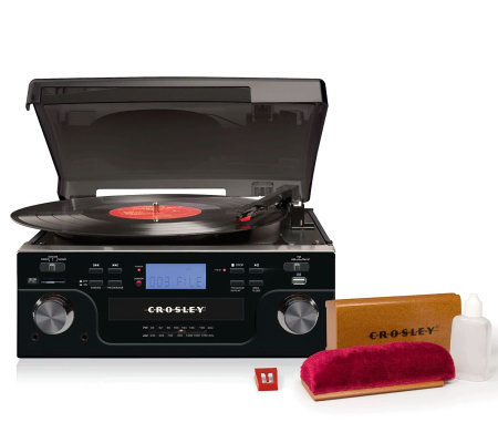 Crosley Tech Turntable Kit