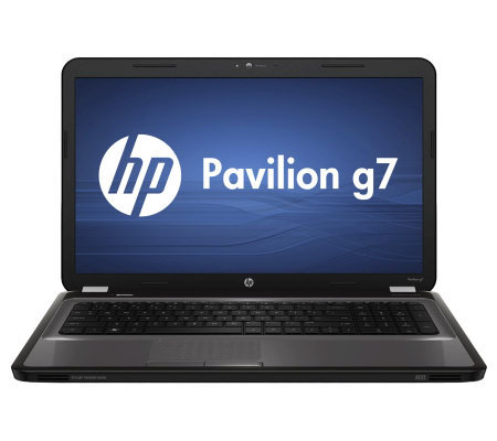"HP Pavilion 17.3"" Notebook 4GB RAM, 500GB HD, 2.4GHz"
