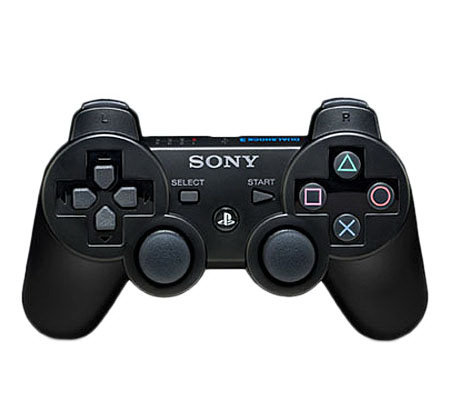 Sony Dual Shock 3 Controller - Black - PS3