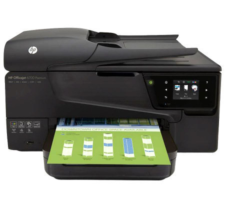 HP Officejet 6700 Premium All-in-One Printer with ePrint