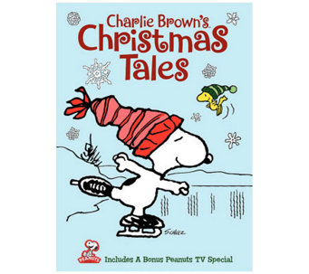Charlie Brown's Christmas Tales DVD - E263669