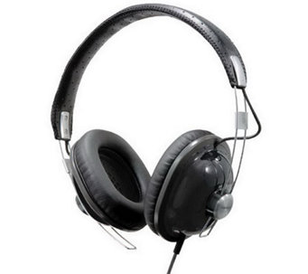 Panasonic RP-HTX7 Stereo On-Ear Headphone - E267569
