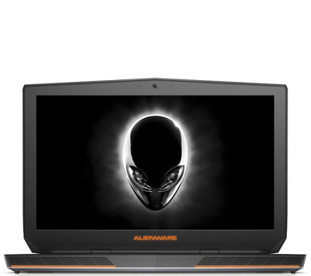 "Dell 17"" Alienware Laptop - i7, 8GB RAM, 1TB HDD & 3-Year LMW"