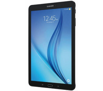 "Samsung Galaxy Tab E 9.6"" Wi-Fi 16GB Tablet with Software - E230170"