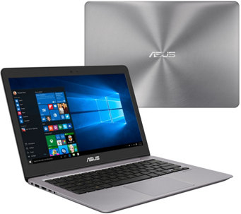 "Asus 13"" Zenbook Laptop Intel Core i5 8GB RAM 1TB HDD 2 Year Warranty - E230270"