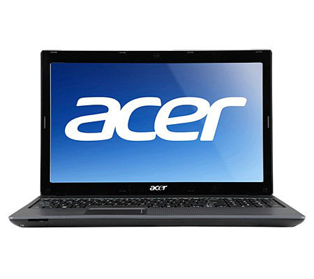 "Acer 15.6"" Notebook - Dual Core, 4GB RAM, 320GBHD & Webcam"