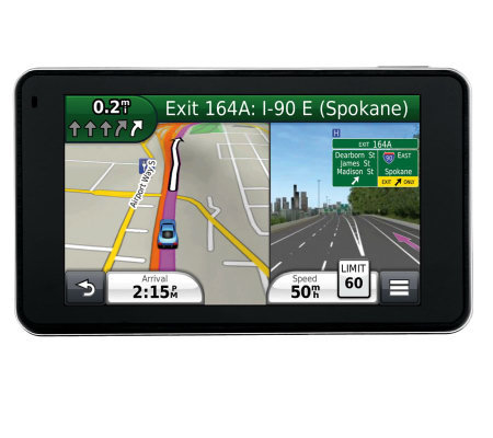 "Garmin 4.3"" North American Mapping GPS with Lane Assist"