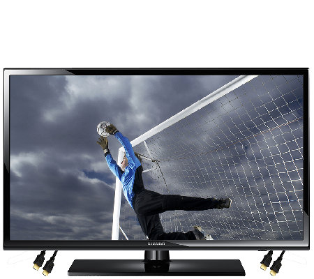 "Samsung 40"" Class LED 1080p HDTV with Two HDMICables"