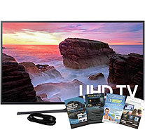 "Samsung 65"" Smart 4K Ultra HDTV with HDMI andApp Pack - E291270"