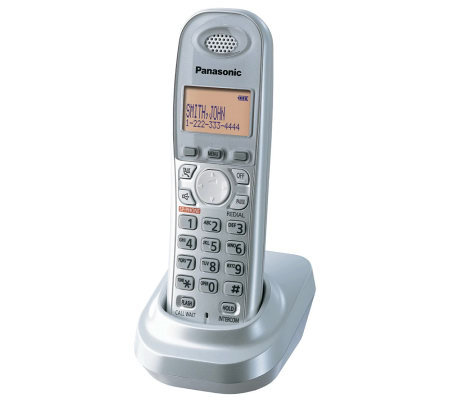DECT 6.0 KX-TGA630S Cordless Handset for 4300/9300 Series