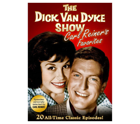 The Dick Van Dyke Show: Carl Reiner's FavoritesDVD Set