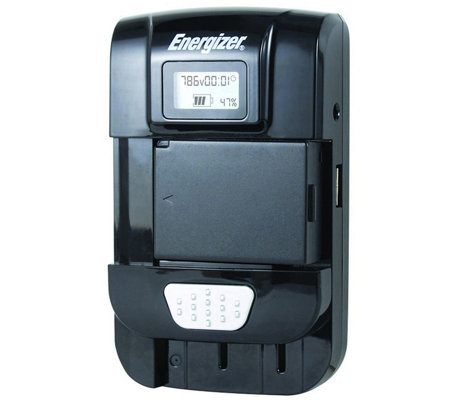 Energizer Multi-Fit Lithium-Ion Battery Charger