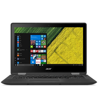 "Acer Spin 5 13.3"" 2-in-1 Touch Laptop - 8GB RAM, 256GB SSD - E290171"