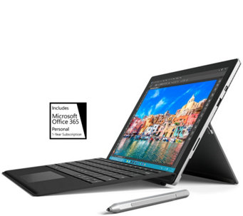 Microsoft Surface Pro 4 Intel Core M 128GB, Office, Keyboard & Pen - E230072