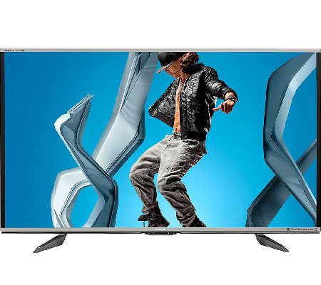 "Sharp 60"" Class Quattron 240Hz Smart 3D LED 1080p HDTV"