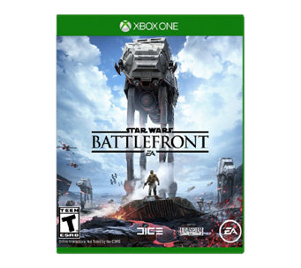 Star Wars Battlefront Game for Xbox One - E283672