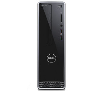 Dell Inspiron Desktop - Intel Pentium, 8GB RAM, 1TB HDD - E285672