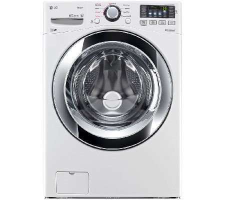 LG 4.3 Cu.Ft. Front Load Washer w/ Steam Technology