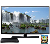 "Samsung 50"" Class Smart LED 1080p HDTV with Blu-ray Player - E287072"