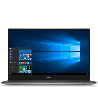 "Dell XPS 13"" Touch Laptop - Intel i7, 8GB RAM,256GB SSD - E287372"