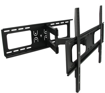 "MegaMounts Full-Motion Wall Mount for 32""-70"" Displays - E289672"