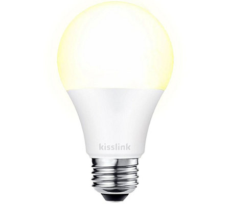 kisslink Wi-Fi Smart Bulb with Dimmable Light