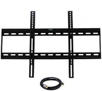 "MegaMounts 32"" to 55"" TV Wall Mount with HDMI Cable - E281873"