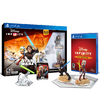 Disney Infinity 3.0 Star Wars Starter Pack - PS4 - E284573
