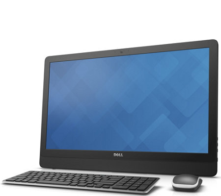 Dell All-in-One Desktop - Intel Core i3, 8GB, 1TB HDD