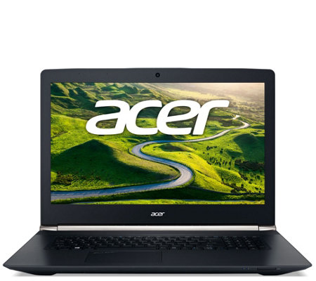 "Acer Aspire V17 Nitro 17.3"" Gaming Laptop - Core i7, 1TB HDD"