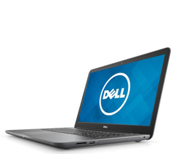 "Dell 17"" Laptop - AMD A9, 8GB RAM, 1TB HDD - E290173"