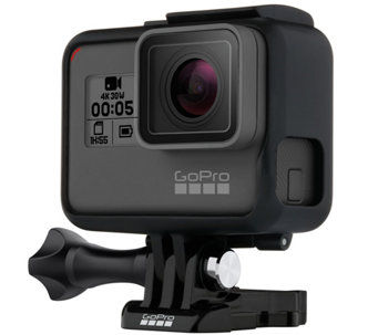 GoPro HERO5 Black 4K Action Camera - E230274