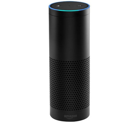 Amazon Echo Speaker with 2 Plus Months Music & Audible Books
