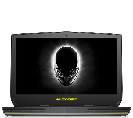 "Dell 15"" Alienware Laptop - Intel i5, 8GB RA M,1TB HDD"