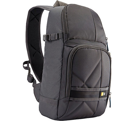 Case Logic CPL-107GY DSLR Camera SlingBackpack