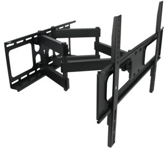 "MegaMounts Full-Motion Double-Articulating Mount - 32""-70"" TVs - E289674"