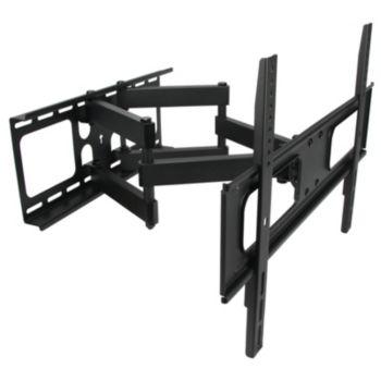 MegaMounts Full-Motion Double-Articulating Mount - 32-70 TVs