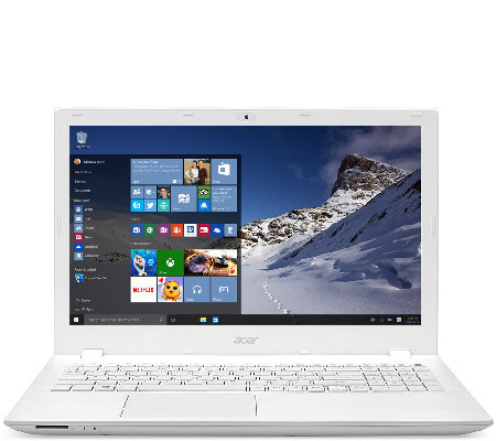 Acer 15 Windows 10 Intel i3 Laptop 4GB RAM 500GBHD w/Lifetime Tech