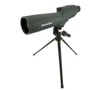 Celestron 52229 60mm Zoom Refractor Spotting Scope - E244275
