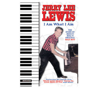 Jerry Lee Lewis: I Am What I Am DVD - E265375