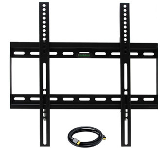 "MegaMounts 32"" to 50"" TV Wall Mount with HDMI Cable - E281875"