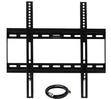 "MegaMounts 32"" to 50"" TV Wall Mount with HDMI Cable"