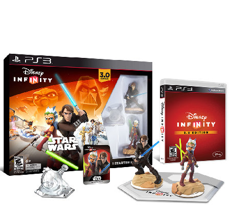 Disney Infinity 3.0 Star Wars Starter Pack - PS3