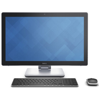 Dell All-in-One Desktop - Intel Core i5, 12GB RAM, 1TB HDD - E286375