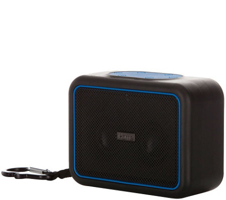 Ihome Ibt35 Waterproof Wireless Speaker Page 1