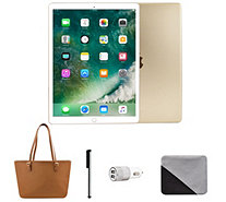 "Apple iPad Pro 10.5"" 64GB Wi-Fi Tablet with Carry Tote and Accessories - E232076"