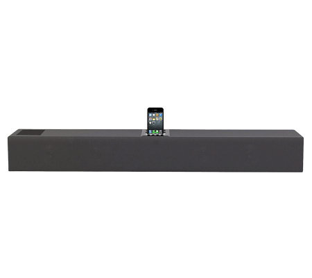 Pyle iPhone/iPod 2.1 Soundbar Docking System